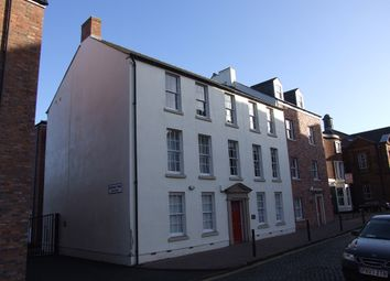 Thumbnail 2 bedroom flat to rent in Spinners Yard, Carlisle