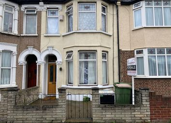 Thumbnail 4 bed terraced house for sale in Upperton Road East, London