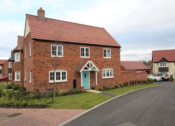 Thumbnail 4 bed detached house for sale in Loachbrook Farm Way, Congleton