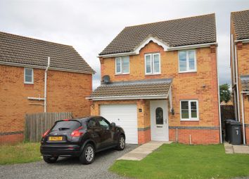 Thumbnail 3 bed detached house for sale in Foxglove Way, Shildon