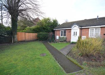 Thumbnail 1 bed terraced bungalow for sale in Elm Close, Whitchurch
