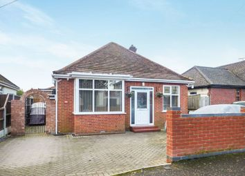 Thumbnail 3 bed detached bungalow for sale in Gloucester Avenue, Gorleston, Great Yarmouth