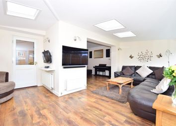 Thumbnail 4 bed town house for sale in Melrose Avenue, Kings Hill, West Malling, Kent
