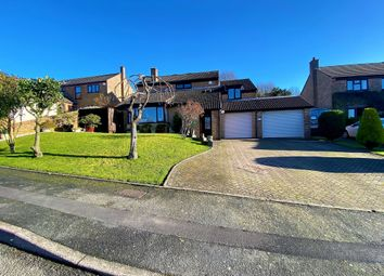 Thumbnail 4 bed detached house for sale in Muirfield Drive, Daventry
