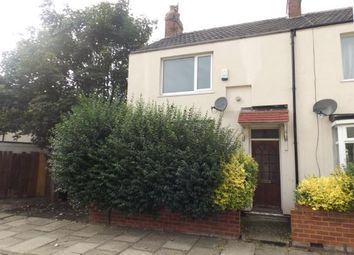 Thumbnail 2 bedroom end terrace house for sale in Wembley Street, Middlesbrough