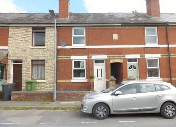 Thumbnail 2 bed terraced house for sale in Prior Street, Hereford