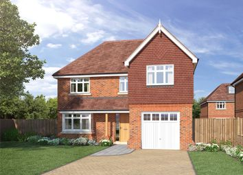 Thumbnail 5 bed detached house for sale in The Greenways, Dovers Green Road, Reigate, Surrey