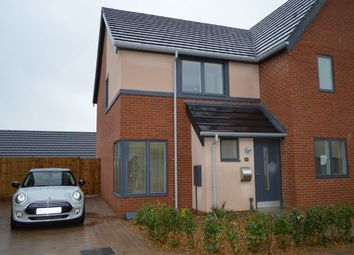 Thumbnail 2 bed semi-detached house to rent in Churchfield Green, St. Williams Way, Thorpe St. Andrew, Norwich