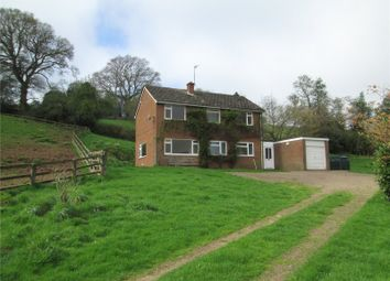 Thumbnail 4 bed detached house for sale in Llangrove, Ross-On-Wye, Herefordshire