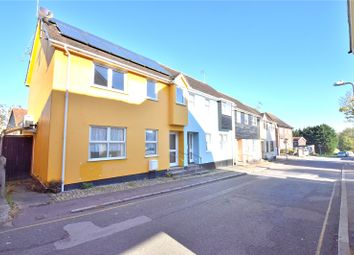 Thumbnail 2 bed terraced house for sale in Mill Lane, Dunmow