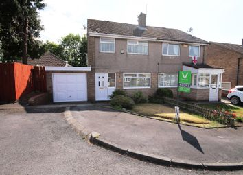 Thumbnail 3 bedroom semi-detached house for sale in Fallsway, Carrville, Durham