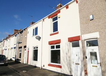 Thumbnail 2 bed terraced house for sale in Sheriff Street, Hartlepool, Cleveland