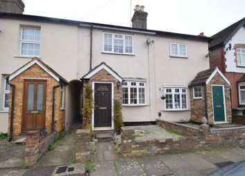 Thumbnail 3 bed cottage for sale in Farnell Road, Staines