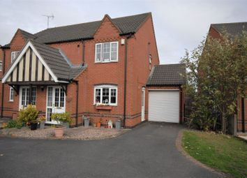 Thumbnail 3 bed semi-detached house for sale in Grange View, Battram