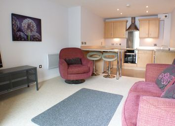 Thumbnail 1 bed flat to rent in Phoebe Road, Swansea