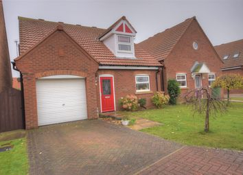 Thumbnail 4 bed bungalow for sale in Chapel Close, Flamborough, Bridlington