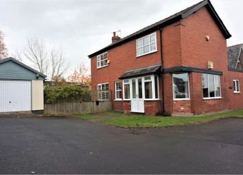 Thumbnail 3 bed detached house to rent in Garstang Road, Preston