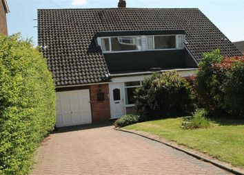 Thumbnail 3 bed semi-detached house for sale in Ombersley Road, Halesowen, West Midlands