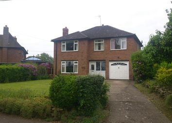Thumbnail 4 bed detached house to rent in Church Lane, Wem