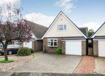 Thumbnail 3 bed detached house for sale in Manor Farm Road, Aston-On-Trent, Derby
