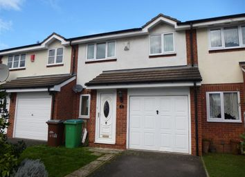 Thumbnail 3 bedroom terraced house for sale in Heron Drive, Lenton, Nottingham