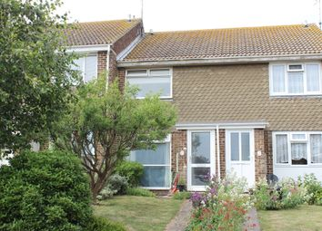 Thumbnail 2 bedroom terraced house for sale in Sandringham Close, Seaford