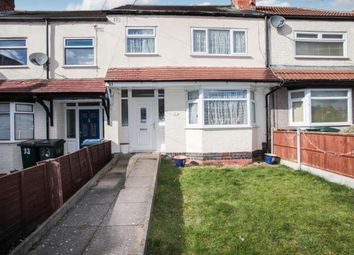 Thumbnail 3 bedroom terraced house for sale in Rookery Lane, Holbrooks, Coventry, West Midlands