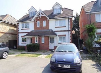 Thumbnail 4 bed town house for sale in Shelburne Drive, Hounslow, Middlesex
