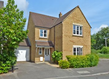 Thumbnail 4 bed detached house to rent in Hackney Way, Westbury, Wiltshire