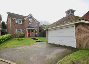 Thumbnail 4 bed detached house for sale in Greenacre, Hixon, Staffordshire