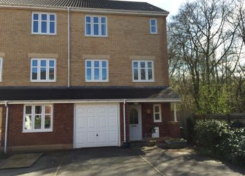 Thumbnail 3 bed semi-detached house for sale in Meadow Way, Tyla Garw, Pontyclun