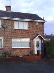 Thumbnail 2 bed end terrace house to rent in Glamore Road, Grindon