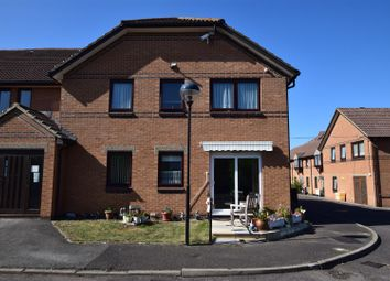 Thumbnail 1 bed flat for sale in Portland Close, Chadwell Heath, Romford