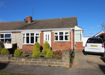 Thumbnail 2 bed semi-detached bungalow for sale in Cayton Drive, Billingham