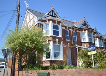 Thumbnail 3 bed flat to rent in Arcot Road, Sidmouth, Devon