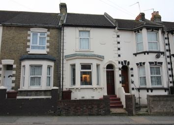 Thumbnail 1 bed terraced house for sale in Canterbury Street, Gillingham