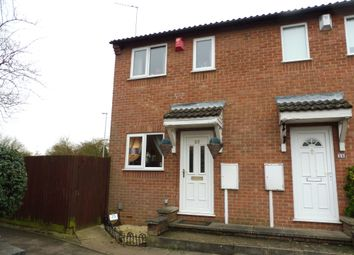 Thumbnail 2 bed semi-detached house for sale in Chedworth Close, Northampton