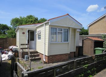 Thumbnail 2 bed mobile/park home for sale in Werrington Grove, Werrington, Peterborough