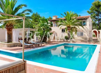 Thumbnail 5 bed villa for sale in Cala Tarida, Ibiza, Spain