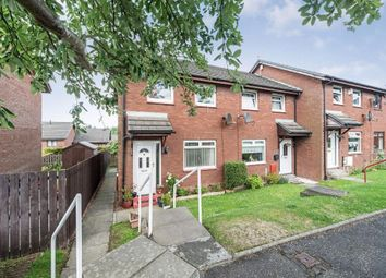Thumbnail 3 bedroom end terrace house for sale in Mossbank Avenue, Hogganfield, Glasgow, South Lanarkshire