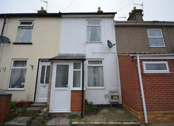 Thumbnail 3 bedroom terraced house for sale in Milton Road West, Lowestoft