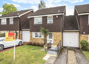 Thumbnail 4 bed link-detached house for sale in Hailsham Close, Surbiton