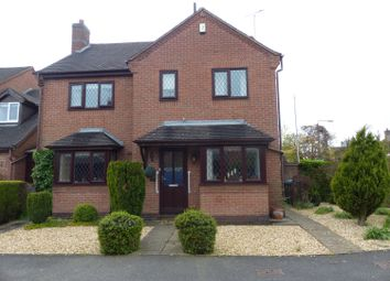 Thumbnail 4 bed detached house for sale in Stanton Road, Ashbourne Derbyshire