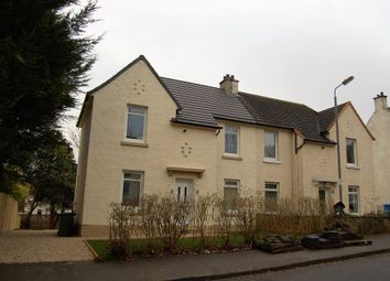Thumbnail 3 bed semi-detached house for sale in Ashdale Drive, Mosspark