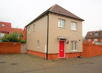 Thumbnail 3 bed detached house to rent in Gardenia, Woodley