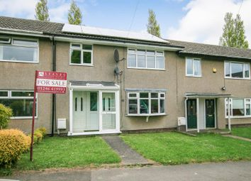 Thumbnail 3 bed terraced house for sale in Stubley Place, Dronfield, Derbyshire