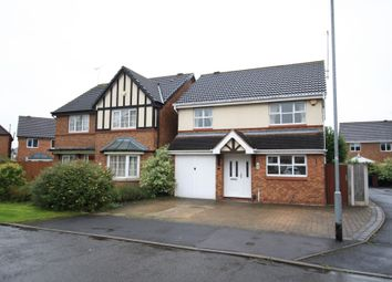 Thumbnail 4 bed detached house for sale in Rhein Way, Stafford
