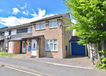 Thumbnail 3 bed end terrace house for sale in Laing Close, Ilford