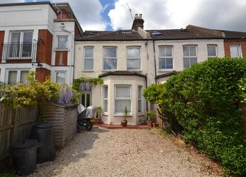 Thumbnail 4 bed flat to rent in Merton Road, London
