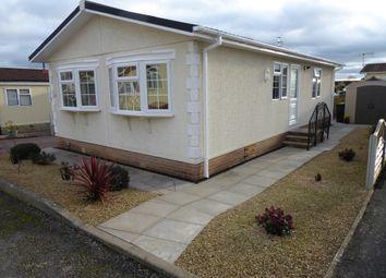 Thumbnail 2 bed mobile/park home for sale in Parklands Park, School Road, Evesham, Worcestershire, 2Qj